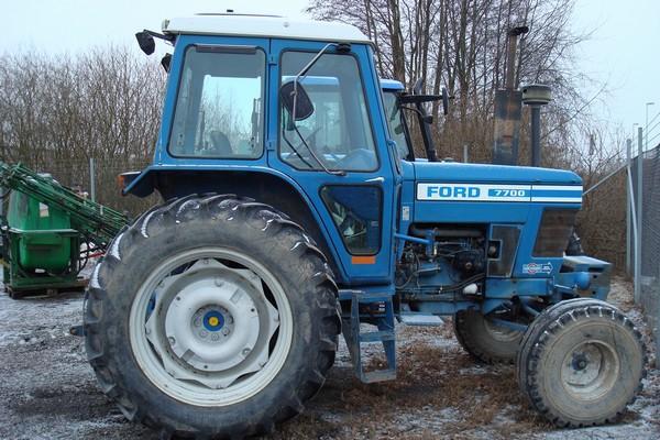 Ford | En bildblogg om traktorer